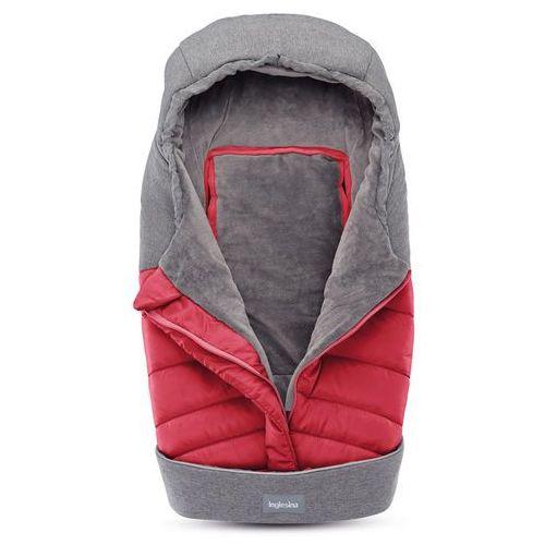śpiworek winter muff - red marki Inglesina
