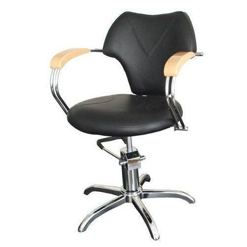 Fotel fryzjerski Mario BR-3852 czarny z kategorii Akcesoria fryzjerskie