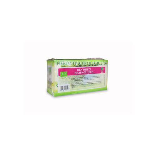 Dary natury Dla dzieci krasnoludek 20x2g - ekologiczna herbatka ekspresowa - OKAZJE