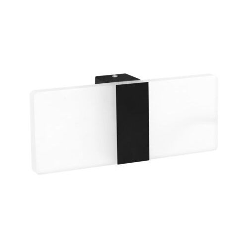 Kinkiet dekoracyjny led aje-pesto black ip44- natychmiastowa wysyłka, ponad 4000 punktów odbioru! marki Activejet