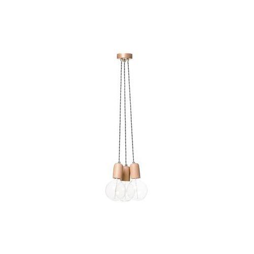 Lampa wisząca woody 3 olcha producent marki Lampex