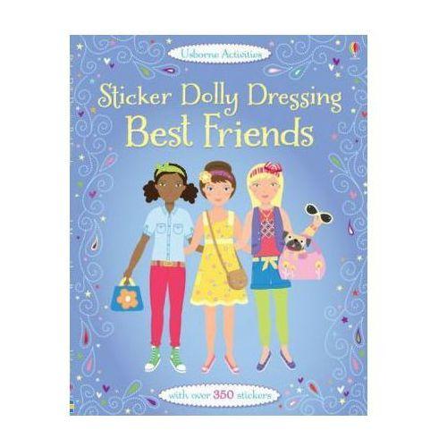 Sticker Dolly Dressing Best Friends (9781474917230)