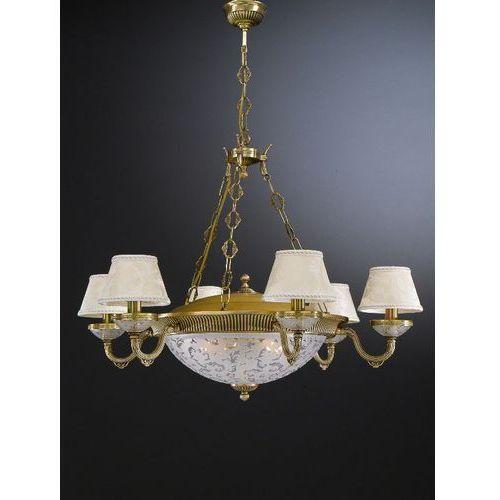 lampa wisząca 6405 6xE14 + 4xE27, RECCAGNI ANGELO L.6405/6PLUS4