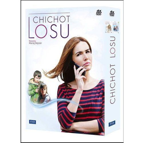 Telewizja polska s.a. Film chichot losu (4 dvd) - OKAZJE