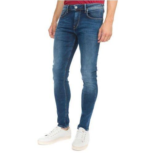 Pepe jeans finsbury dżinsy niebieski 28/32
