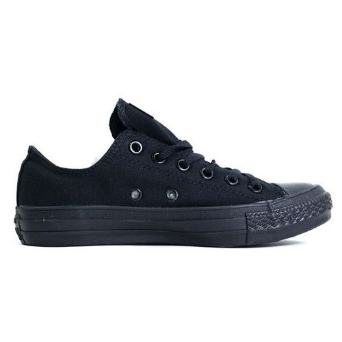 buty CONVERSE - Chuck Taylor Classic Colors Black Monochrome Low (BK MONOCH) rozmiar: 43, kolor czarny