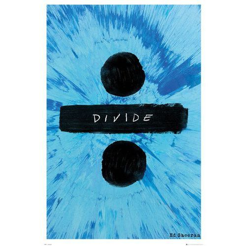 Ed Sheeran Divide - plakat (5028486379903)