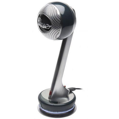 nessie mikrofon pojemnościowy usb wyprodukowany przez Blue microphones