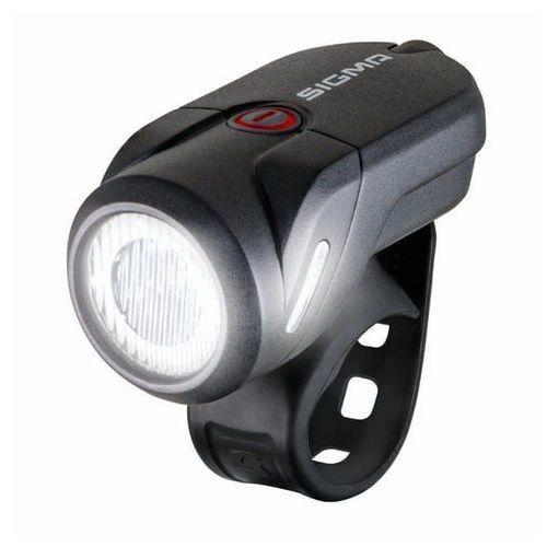 Sigma sport aura 35 światło przednie usb 2020 oświetlenie rowerowe - zestawy