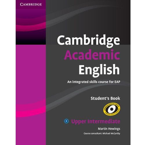 Cambridge Academic English B2 Upper Intermediate, Student's Book (podręcznik) (2012)