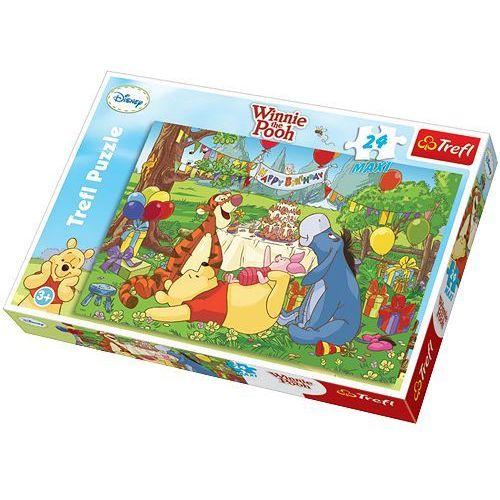 Trefl Puzzle 24 maxi. urodzinowe przyjęcie