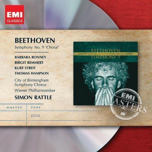 SYMPHONY NO. 9 - Simon Rattle (Płyta CD), 0851762