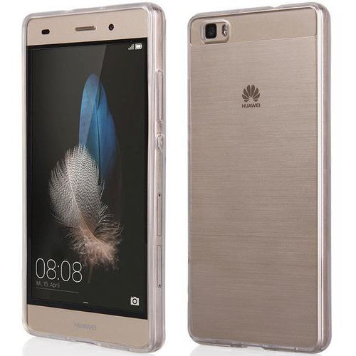 Etui  back case clear do huawei p8 lite luxury marki Qult
