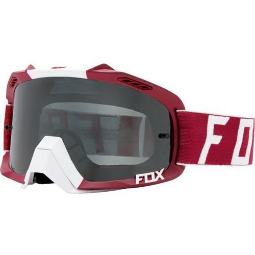 Fox air defence preest dark red - gogle szyba grey marki Fox_2018