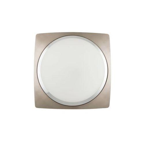Rabalux Plafon lampa sufitowa princessa 2x40w e27 sat.chrom/biały 3666 (5998250336664)