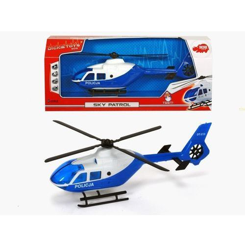 DICKIE SOS Helikopter policyjny 36 cm, 3716001 (6424642)
