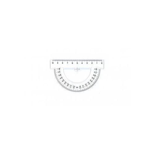 Przybory kreślarskie Kątomierz dla leworęcznych śr. 9,5cm/180 x1