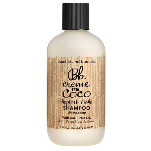 Creme de coco shampoo - szampon marki Bumble and bumble