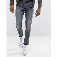 beraw jeans 3301-a super slim fit superstretch grey tint - blue, G-star