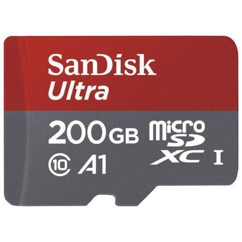 Karta SanDisk Ultra SDSQUAR-200G-GN6MA (200GB; Class 10)
