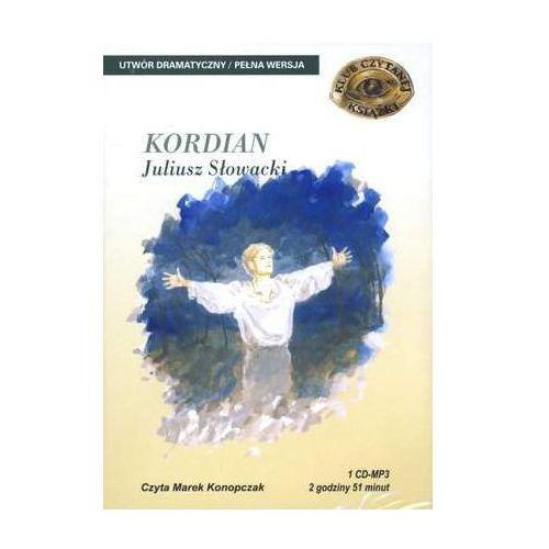 Kordian. Książka audio CD MP3 - Juliusz Słowacki (2008)