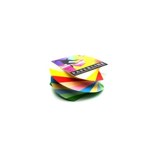 Kostka papierowa 10 kol spiralna 500 kart 85x85mm marki Emeko