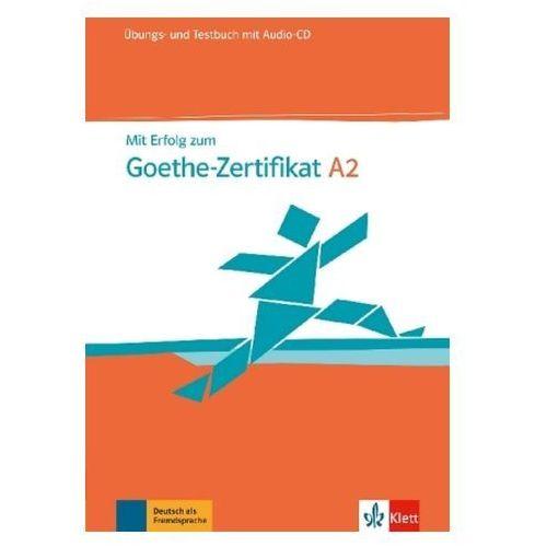 Mit Erfolg zum Goethe-Zertifikat A2: Start Deutsch 2, m. Audio-CD, Lektorklett