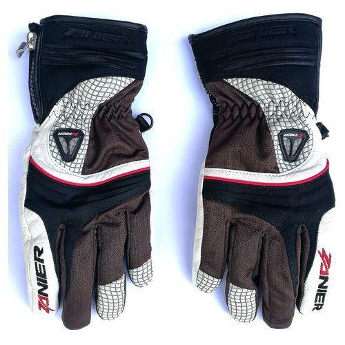 x-cite xgx - rękawice narciarskie r. m marki Zanier