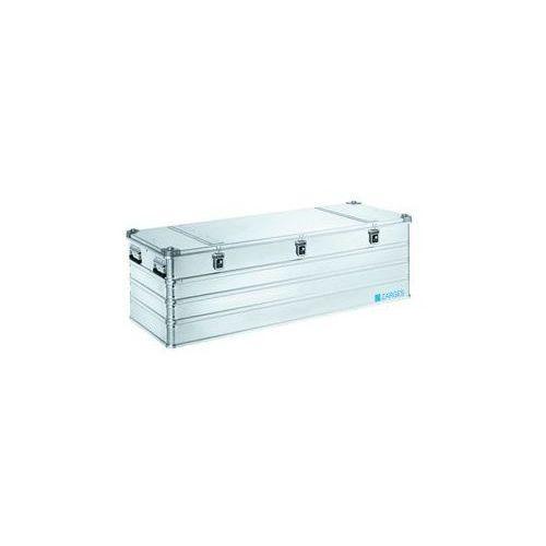 Zarges Aluminiowa skrzynka transportowa,poj. 396 l, dł. x szer. x wys. wewn. 1550 x 550 x 465 mm