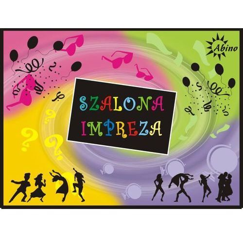 Abino Szalona impreza. gra planszowa (5907438272212)