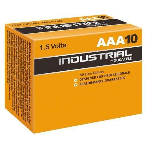 10 x bateria alkaliczna Duracell Industrial LR03 AAA (5000394080546)