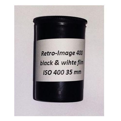 Retro-Image 400 ISO 400/36 negatyw cz/b