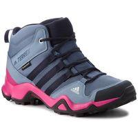 Buty adidas - Terrex Ax2r Mid Cp K AC7976 Tecink/Legink/Reamag