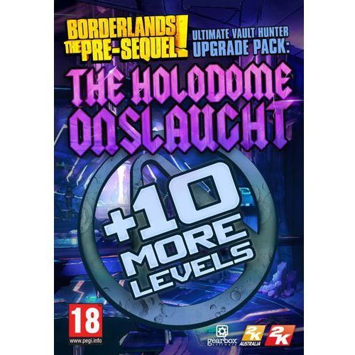 Borderlands The Pre-Sequel Ultimate Vault Hunter Upgrade Pack The Holodome Onslaught (PC)