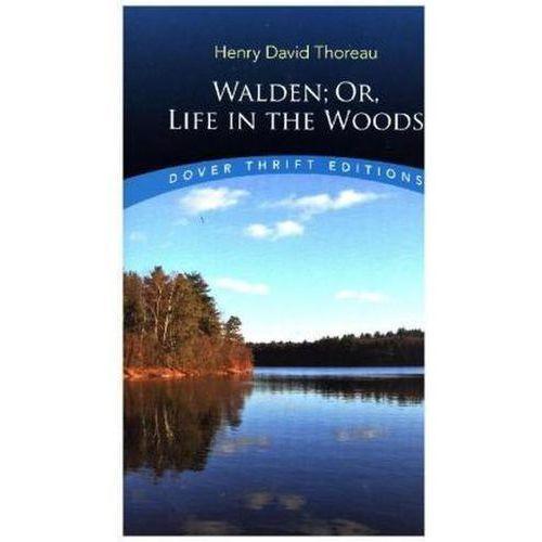 Henry David Thoreau - Walden, Dover Publications Inc.