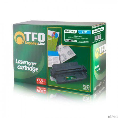 Toner Black HP zamiennik refabrykowany Q6470A TFO