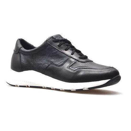 Nessi Sneakersy 19007 czarne+rio lico