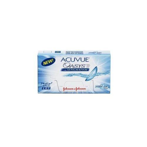 ACUVUE® OASYS™ for ASTIGMATISM - 6 sztuk, 63