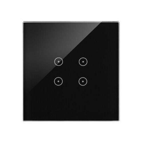 Panel dotykowy Simon 54 Touch DSTR14/73 1 moduł 4 pola dotykowe, zastygła lawa, DSTR14/73