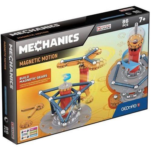Geomag klocki magnetyczne Mechanics 86