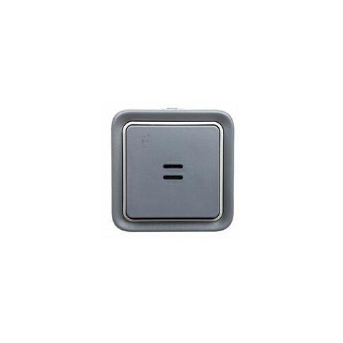 Łącznik schodowy komplet lumi Legrand PLEXO55 069713 szary (3245060697136)
