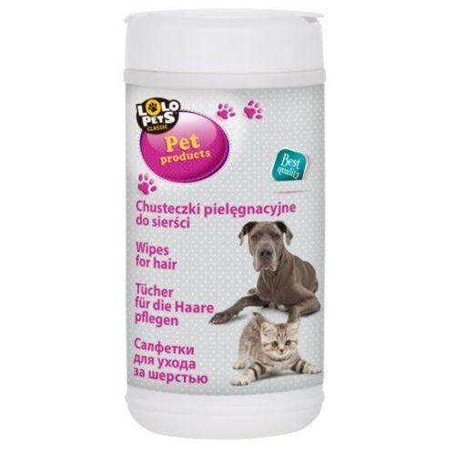Lolo pets Chusteczki pielęgnacyjne do sierści