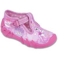Befado buty dziewczęce Speedy 19 różowy (5907669016920)