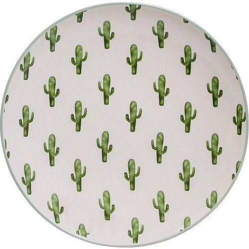 Talerz Jade 20 cm kaktusy, 21106757