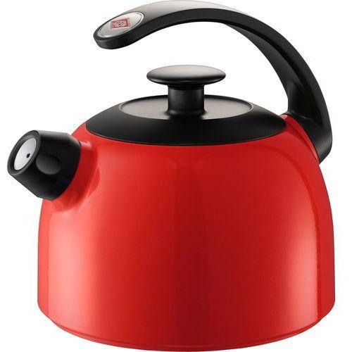 Wesco - Czajnik Terradur, czerwony - czerwony