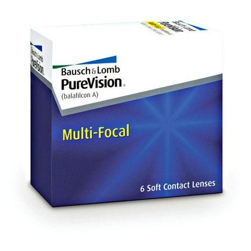 Soczewki PureVision Multi-Focal 6szt.