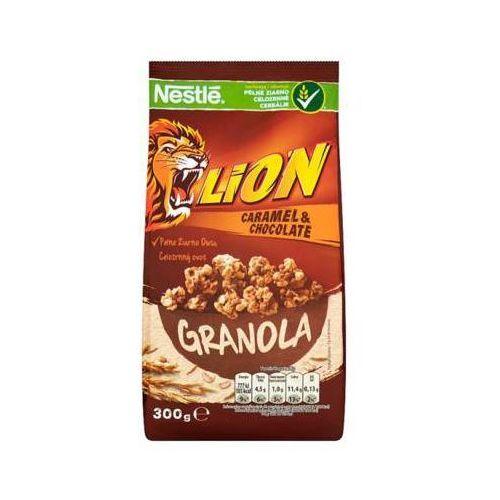 NESTLE 300g Lion Granola Płatki śniadaniowe