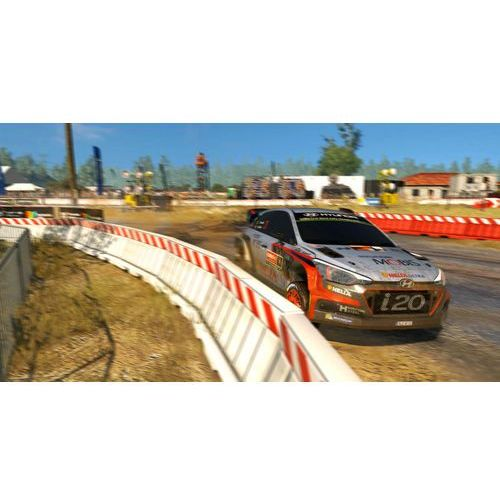 WRC FIA World Rally Championship 6 (PC)