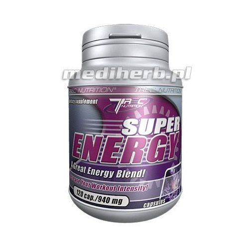 Trec nutrition Trec super energy - 60 kaps