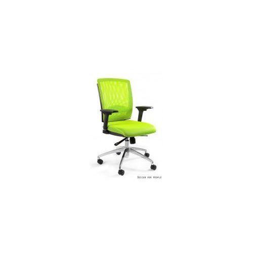 Krzesło biurowe Multi zielone, kolor zielony